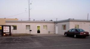 WPCS radio station in Amery, Wisconsin