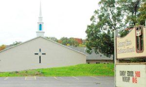 Amery Free Lutheran Church